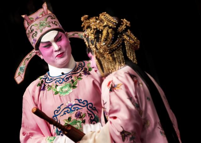 Bamboo Opera 1